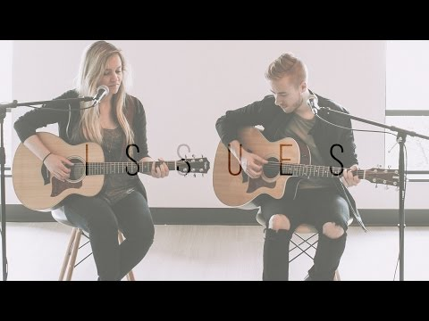 Issues | Julia Michaels (cover with Jonah Baker)