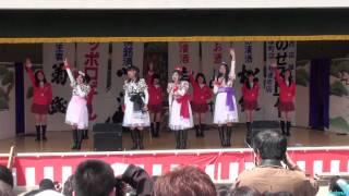 2011年5月5日弘前さくら祭りでのライブ。3曲目です。「だびょん」 HD...