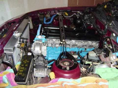 88 Supra 7mge Conversion & Rebuild
