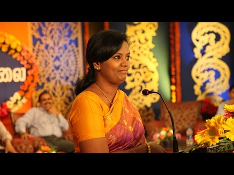 Kalyanamalai | EPI 793 | Dr Parveen Sulthana Speech | Sun TV | Tamil Talk Show