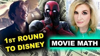 Box Office for Deadpool 2, Infinity War, Solo Tracking