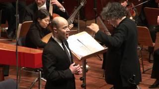 Bejun Mehta sings Fammi combattere - Handel ORLANDO