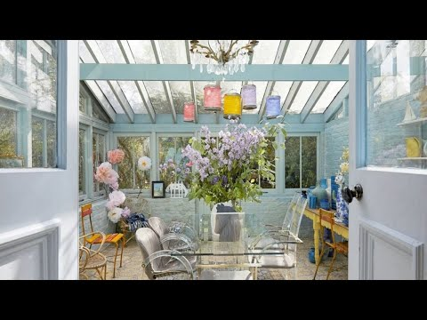 Tour A Victorian House In Gorgeous Shabby Chic Style • London | 🍍 Interior Design