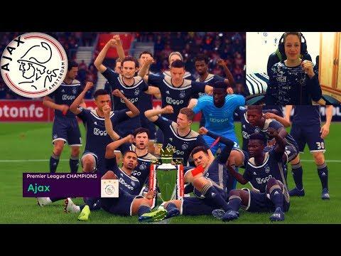 זכינו בליגה האנגלית עם אייאקס?!?! - קריירה עם אייאקס!!! (פרק אחרון)