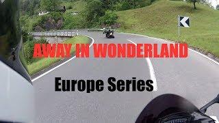 European Motorcycle Tour Trailer - Calais to Switzerland & back!