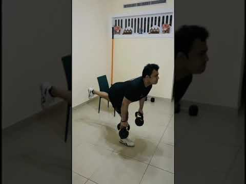 2 x Kettlebell Lower Body for Strength, Power & Conditioning - Home Workouts 2  by Abhinav Malhotra