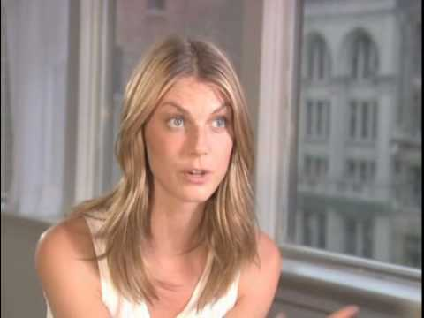 Pure DKNY - Angela Lindvall Interview