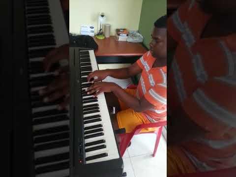 Gospel Chord Progression In Eb Youtube
