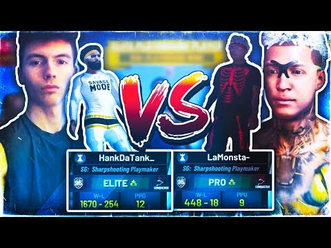 HANKDATANK vs LAMONSTA • GAME OF THE YEAR • $1,000 LSK MyPARK TOURNEY - NBA 2K19