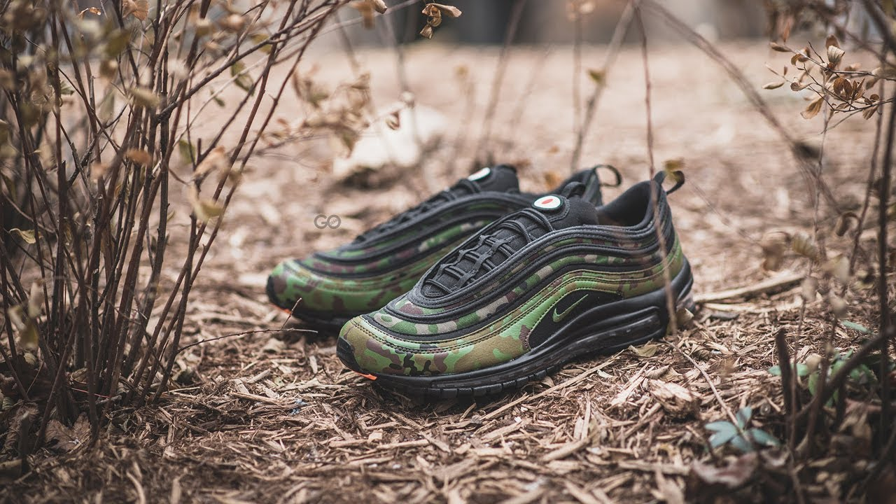 Review & On Feet: Nike Air Max 97 Premium QS