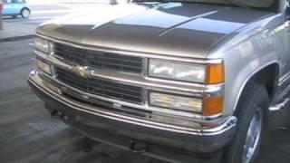 Test Drive: 1999 Chevrolet Tahoe 2-Door
