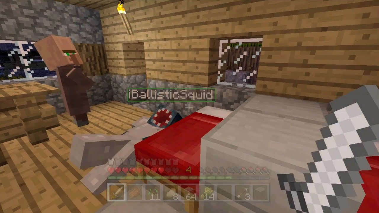 Hunger Games Seed Minecraft Pc