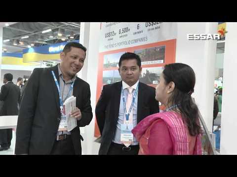 Essar at  Petrotech 2019