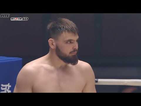 Андрей Ковалев (9-1) VS Джаир Розенструик (5-0)