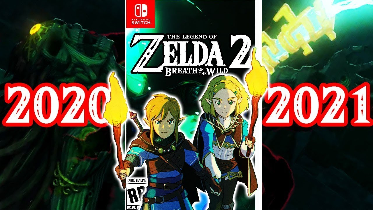 Why Zelda Breath of the Wild 2 Will Come in 2020 and Not… - YouTube