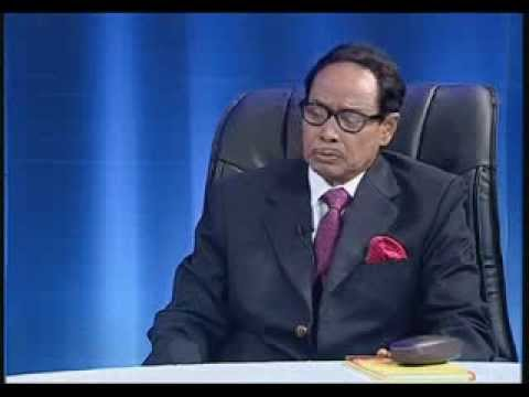 Hussain Muhammad Ershad MP, Ex-President & Chairman - Tritiyo Matra Episode 3655