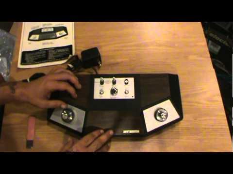 Retro APF TV Fun Model 401a system Unboxing 1976