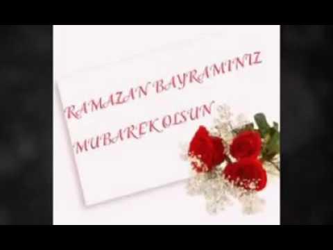 RAMAZAN bayramına aid