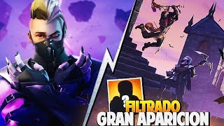 *FILTRATE* BY END APPEARED IN GAME PARTY - NEW SECRETS . . . . . . . . . . . . . . . . . . . . . . . . . . . . . . . . . FORTNITE: Battle Royale
