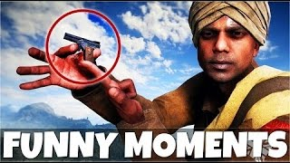 funniest battlefield 1 moments ever smallest gun trolling in bf1 funny moments glitches
