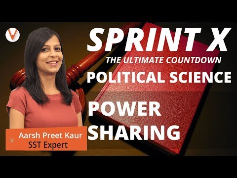 CBSE Class 10 SST | Civics/Political Science - Power Sharing | Probable Questions for Boards 2019