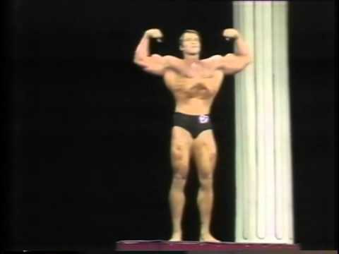 Arnold Schwarzenegger Wins Mr World (1970) Full Clip From ABC Wide World Of Sports