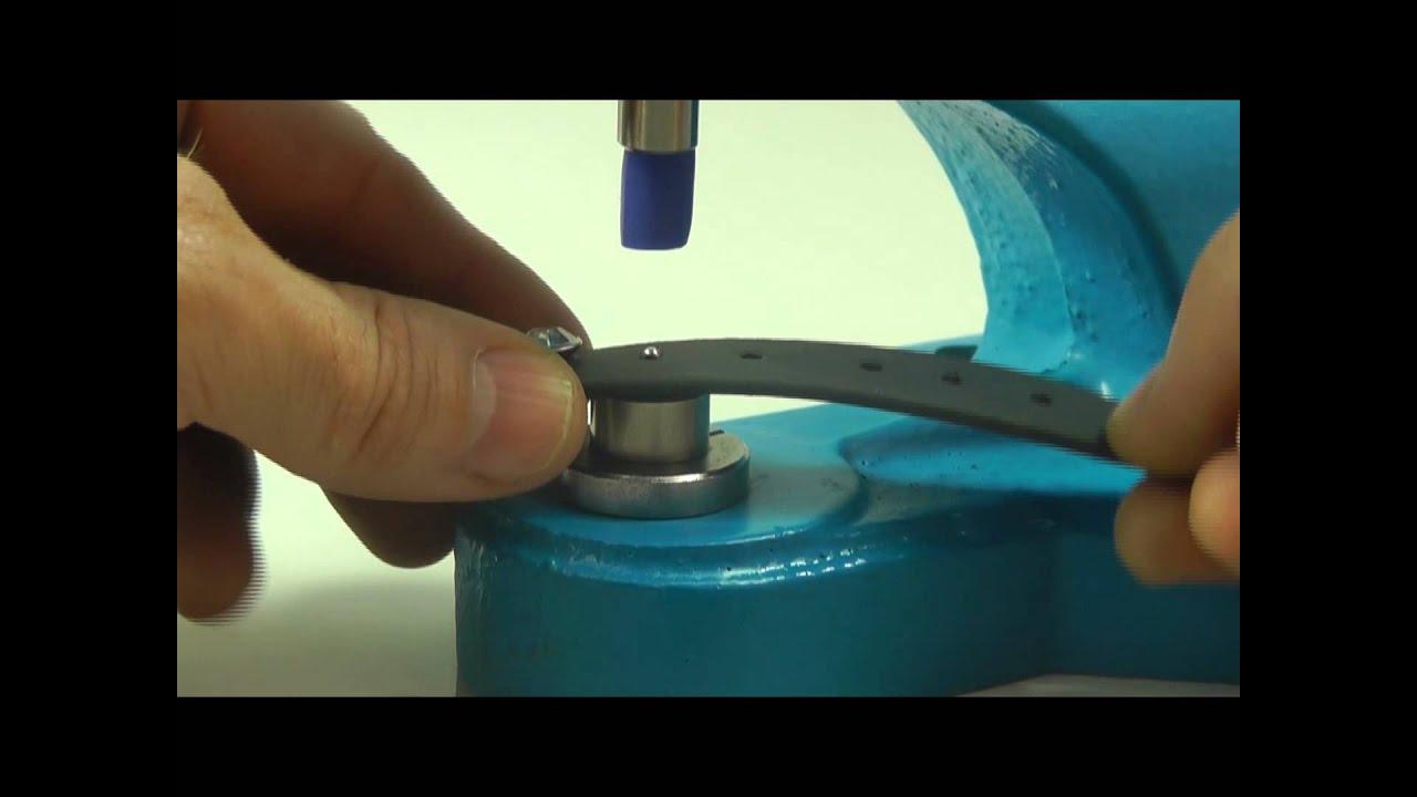 Setzwerkzeug zum Setzen von Druckknöpfen