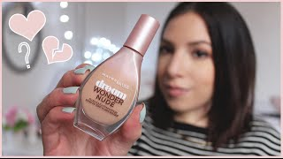 ♡ Revue/1ères impressions : Dream Wonder Nude Maybelline