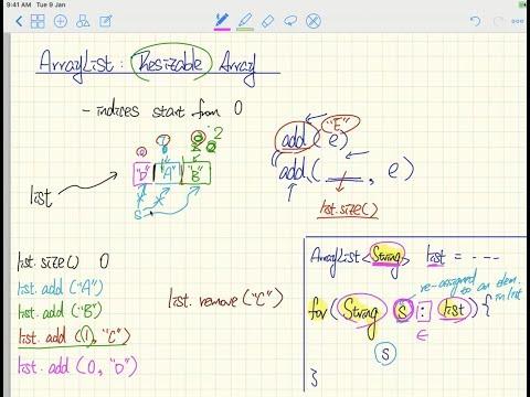 tutorial-java-collections-1---arraylist