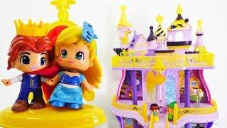 Принцессы Пинипон нашли свою любовь! Игры куклы
