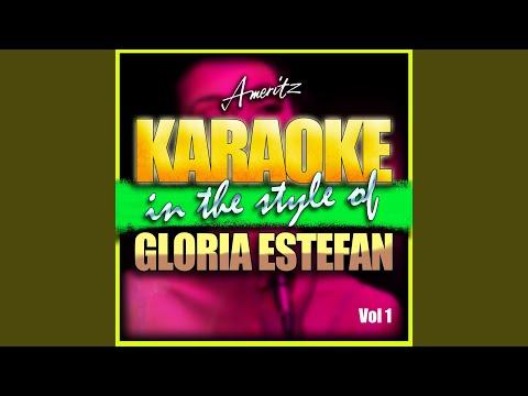 1-2-3 (In the Style of Gloria Estefan) (Karaoke Version) mp3