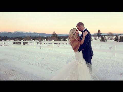 Whitney Kay & Brian Scott will make you cry | Shore Lodge wedding video