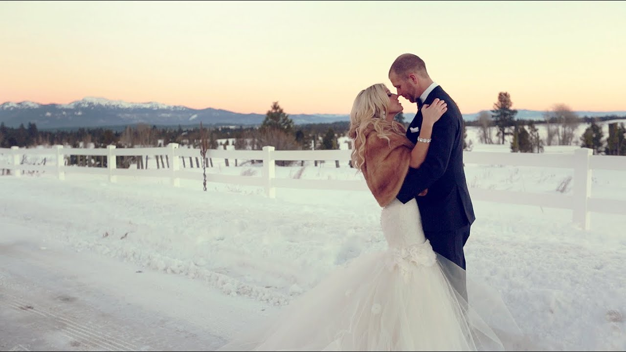 Whitney Kay Brian Scott Will Make You Cry S Lodge Wedding Video