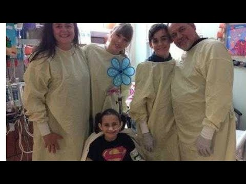 VIDEO: Young burn victim gets surprise visit from Taylor Swift