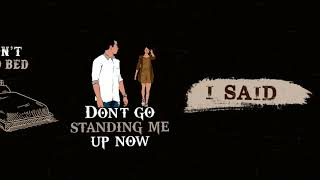 Shannon Hynes - Standing Me Up (Lyric Video)