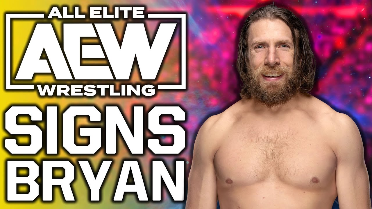 Daniel Bryan Reportedly Signed With AEW