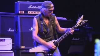 Michael Schenker and Robin McAuley played live at the NAMM Jam 2011...