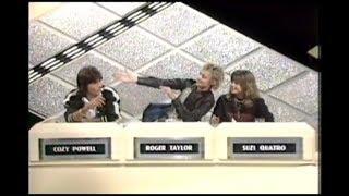 Pop Quiz 1981 - Suzi Quatro, Roger Taylor, Cozy Powell