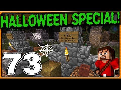 Hermitcraft 4 | Minecraft Survival 1.10 | EP 73 - A Very Hermit Halloween!