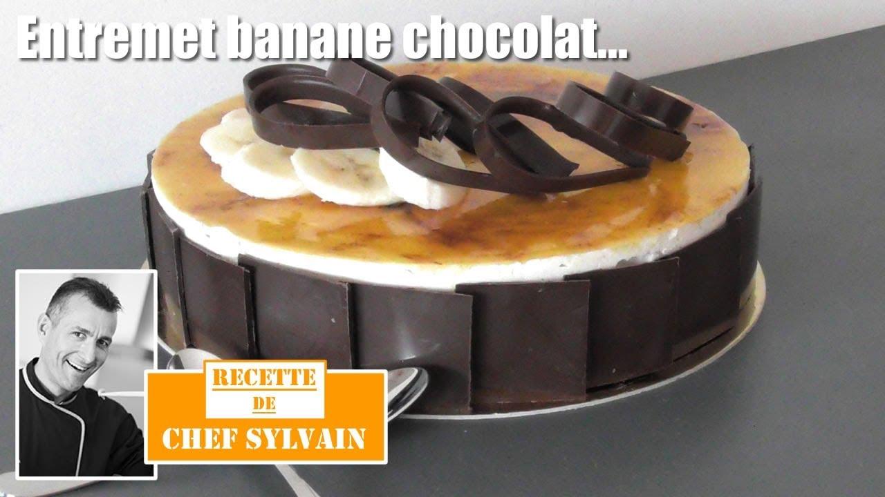 Recette gâteau banane chocolat - Une gourmandise de Chef ...