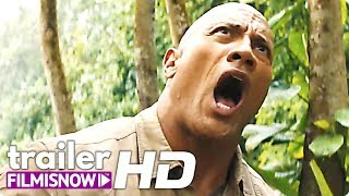 JUMANJI 3: PRÓXIMA FASE (2020) Trailer Final DUB com Dwayne Johnson