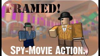 Framed Episode 1 meiner vielen roblox Gameplays