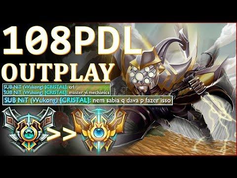 VOCÊ SABIA QUE DA PRA FAZER ISSO DE MASTER YI?? MASTER YI HIGH ELO GAMEPLAY - League Of Legends