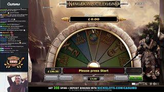 Casino Slots Live - 20/03/18