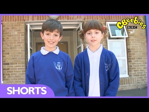 CBeebies | Topsy and Tim | Classroom Tour