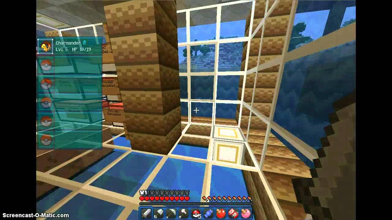 Pixelmon server episode 1 shiny charmander youtube - Pixelmon ep 1 charmander ...