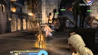 LotR: Return of the King PC Game - Minas Tirith ~ Courtyard