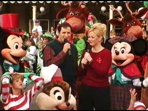 ABC's Taping of Mickey's Very Merry Christmas Parade Magic ...