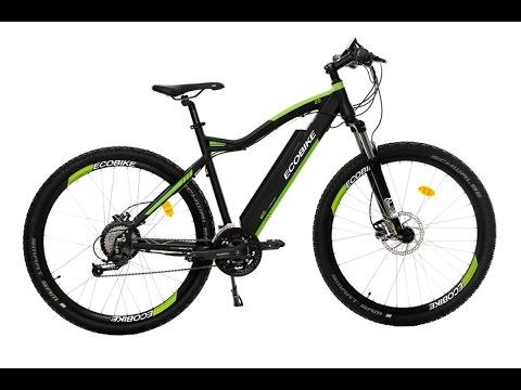 20km+ ride on new 350 watts electric bicycle Ecobike Mi5 - Ireland