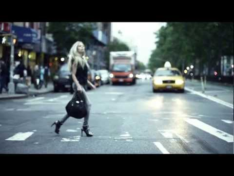 Diesel GRUPEE women's denim FW12 - Featuring Theodora Richards